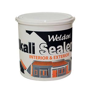 Weldon Alkali Sealer